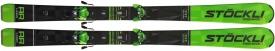 Горные лыжи Stockli Laser AR + крепления XM 13