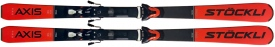 Горные лыжи Stockli Axis Pro + крепления MC 11
