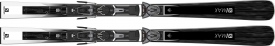 Горные лыжи Salomon S/Max W 8 + крепления Z 10 GW