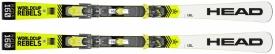 Горные лыжи Head Worldcup Rebels i.SL + крепления Freeflex Evo 14
