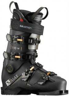 Горнолыжные ботинки Salomon S/Max 110 W Custom Heat Connect