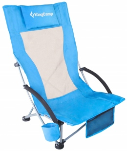 Кресло KingCamp Portable High Sling Chair