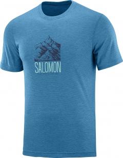 Футболка Salomon Explore Graphic SS TEE M