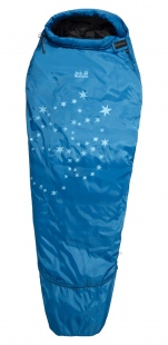 Спальный мешок Jack Wolfskin Grow Up Star
