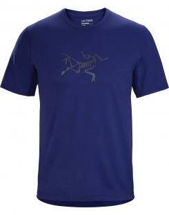Футболка Arcteryx Cormac Logo SS M