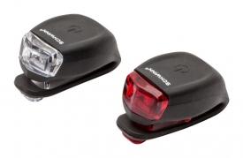 Комплект фонарей Schwinn Quick Wrap Light Set 11 lumens