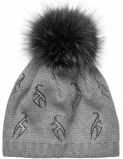 Шапка Toni Sailer Beanie Fur Metalgoat