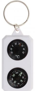 Компас-брелок Tramp с термометром