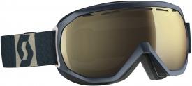 Маска Scott Notice OTG Eclipse Blue/Grey / Light Sensitive Bronze Chrome