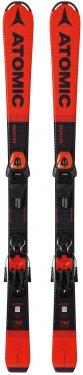 Горные лыжи Atomic Redster J2 130-150 + крепления L 6 GW