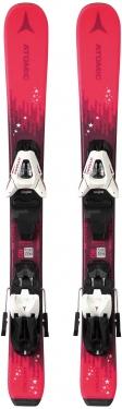 Горные лыжи Atomic Vantage X Girl 70-90 + крепления С 5 GW