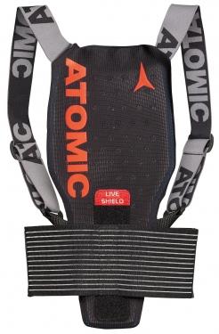Защита спины Atomic Live Shield JR