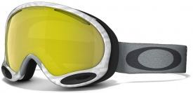 Маска Oakley A-Frame 2.0 SW Old Glory White / 24K Iridium