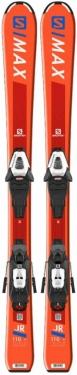 Горные лыжи Salomon S/Max JR S + крепления C5 GW
