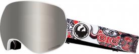 Маска Dragon X2 Faction / Lumalens® Silver Ionized + Dark Smoke