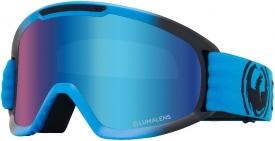 Маска Dragon DX2 Blueberry / Lumalens® Blue Ionized + Amber