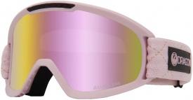 Маска Dragon DX2 Blush / LL Pink Ionized + LL Dark Smoke
