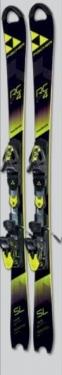 Горные лыжи Fischer RC4 Worldcup SL jr. + RC4 Z9 AC