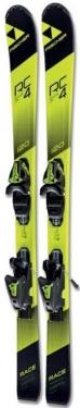 Горные лыжи Fischer RC4 Race Jr. SLR 2 + FJ4 AC