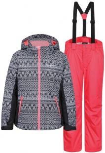 Комплект - куртка + брюки в подарок Icepeak Hadia JR
