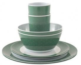 Набор столовой посуды на две персоны Outwell Blossom Picnic Set 2 Persons