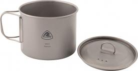 Котелок с крышкой Robens Titanium Pot 0.9L