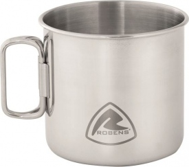 Кружка Robens Pike Steel Mug