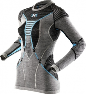 Термобелье X-Bionic рубашка Apani Merino Fastflow Lady