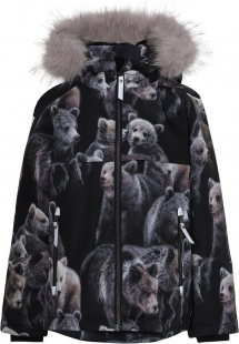 Куртка Molo Castor Fur