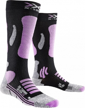 Носки X-Socks Ski Touring Silver Lady 2.0