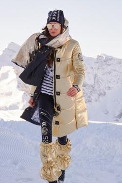 Пальто Sportalm Tenney Metall BU m K