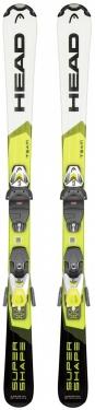 Горные лыжи Head Supershape Team SLR Pro + крепления SLR 7.5