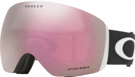 Маска Oakley Flight Deck XL Matte Black / Prizm Hi Pink Iridium