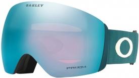 Маска Oakley Flight Deck XL Balsam Grey / Prizm Snow Sapphire Iridium