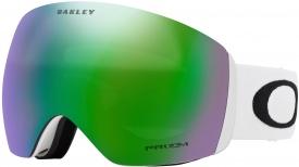 Маска Oakley Flight Deck XL Matte White / Prizm Jade Iridium