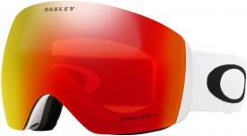 Маска Oakley Flight Deck XL Matte White / Prizm Torch Iridium