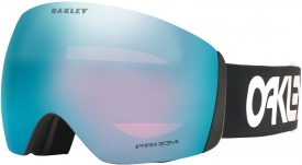 Маска Oakley Flight Deck XL Factory Pilot Black / Prizm Snow Sapphire Iridium