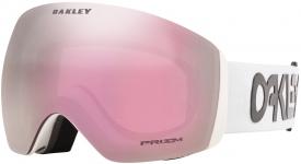 Маска Oakley Flight Deck XL Factory Pilot White / Prizm Snow Hi Pink
