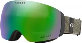 Маска Oakley Flight Deck XM Heathered Dark Brush Dark Grey / Prizm Snow Jade Iridium