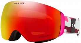Маска Oakley Flight Deck XM Jasmine Grenache Camo / Prizm Snow Hi Pink
