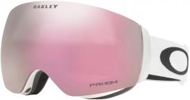 Маска Oakley Flight Deck XM Matte White / Prizm Hi Pink Iridium
