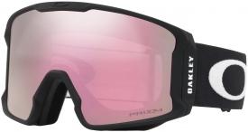 Маска Oakley Line Miner XL Matte Black / Prizm Hi Pink Iridium