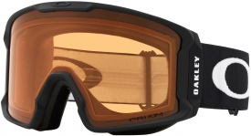Маска Oakley Line Miner XL Matte Black / Prizm Persimmon