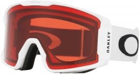 Маска Oakley Line Miner XL Matte White / Prizm Rose