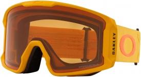 Маска Oakley Line Miner XL Prizm Icon Mustard Yellow Oran / Prizm Persimmon