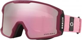 Маска Oakley Line Miner XM Heathered Grenache Rubine / Prizm Snow Hi Pink