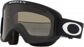 Маска Oakley O Frame 2.0 Pro XM Matte Black / Dark Grey + Persimmon