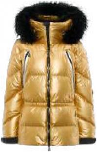 Куртка с мехом Toni Sailer Smilla Metallic Fur