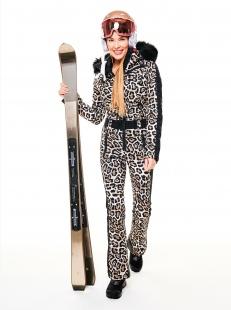 Комбинезон Goldbergh Cougar Real Fox Fur