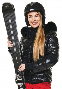Куртка с мехом Toni Sailer Tami Fur
